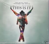 2 CD ♫ Compact disc **MICHAEL JACKSON ♦ MICHAEL JACKSON'S THIS IS IT** Digipack