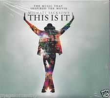2 CD ♫ Compact disc **MICHAEL JACKSON ♦ MICHAEL JACKSON'S THIS IS IT** Digipack