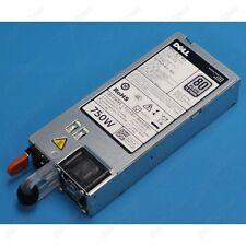 New! Dell R730 R730xd R630 750W HVDC 240V DC & 220V AC Power Supply CWKMX