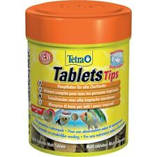 Tetra Tablets TIPS150ML/65G/165 Tablets for all the Tropical Fish