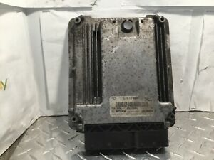 2008 GMC CHEVY 2500 6.6 DURAMAX ENGINE CONTROL MODULE ECU ECM