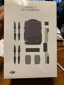 mavic 2 pro fly more kit brand new never been out of the box