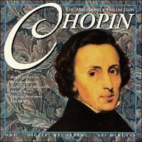 Frederic Chopin - The Masterpiece Collection 1810 - 1849 - CD
