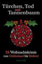 Türchen, Tod und Tannenbaum (2015, Taschenbuch)