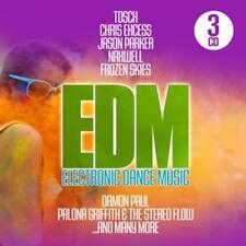 EDM - Electronic Dance Music - Various Artists - 3 CD - Neu / OVP