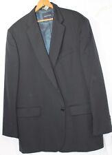 Mens Nautica Navy Blue Sport Coat Blazer Jacket 48L
