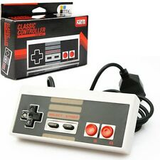 new 6ft controller for NES 8 bit NINTENDO system console control pad in box