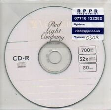 (AB260) Red Light Company, Meccano - DJ CD