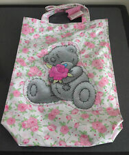 Me To You Ours/Tatty Teddy Floral Shopping Tote Flower Sac