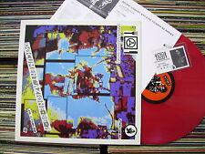 BANDA MAGNAETICA DOCUMENT'AZIONE 86-7 RED VINYL + INNER + GADGET 1987
