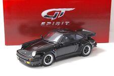 1:18 GT Spirit Porsche 911 930 turbo s Black New en Premium-modelcars
