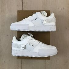 Nike Air Force 1 Type Triple White (CQ2344-101) Neu DSWT & In-Hand