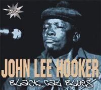 John Lee Hooker Black cat blues (digi, 2001, silver star-series, 20 tracks) [CD]