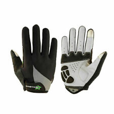 ROCKBROS Cycling Sports Full Finger Gloves Touch Screen Gloves Black Size XXL