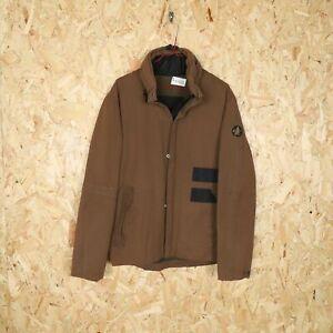 MURPHY & NYE Padded Coat Jacket Brown | Large L