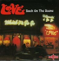 Love - Back on the Scene (2003)  CD  NEW/SEALED  SPEEDYPOST