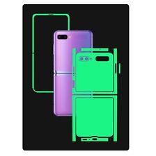 Pellicola Fosforescente,Full Body Glow Skin,Wrap Cover SPL,Samsung Galaxy Z Flip