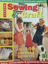 Clever Sewing & Craft Book Volume 1 No 2 - Over 30 Projects