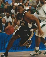 Dionte Christmas Signed Temple Owls 8x10 Photo