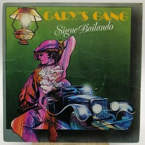 Gary's Gang ‎– Sigue Bailando / Hazlo en la discoteca - Single 1979 Spain Y