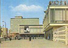 1g017  BERLIN Ost Hotel Berolina Kino International 1969