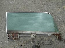 1967 1968 FORD MUSTANG COUPE PASSENGER SIDE TINTED DOOR GLASS NICE USED ORIGINAL