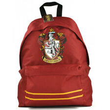 Harry Potter Gryffindor Crest Rucksack Backpack School Bag