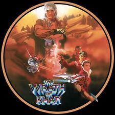 80's Sc-Fi Classic Star Trek II: Wrath of Khan Poster Art custom tee Any Size
