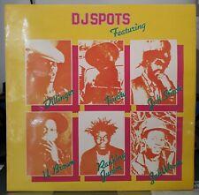 Rare OR.UK 1978 - Various - DJ Spots (LP, Comp) Dillinger / U.Brown / JAH Woosh