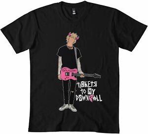 Machine, MGK, Tickets to Kelly My Downfall Classic T Shirt Black