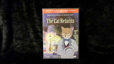 The Cat Returns Movie (2-Disc) Anime DVD R1 >>SF
