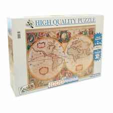 Clementoni High Quality Collection Puzzle alte Karte 4000 Teile old map Puzzel