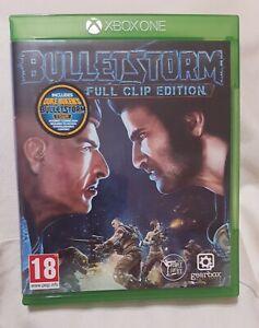 Bulletstorm | Full Clip Edition | Xbox One | Game | 2017 | Microsoft | HD |