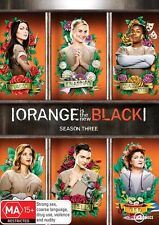Orange Is The New Black : SEASON 3 : NEW DVD
