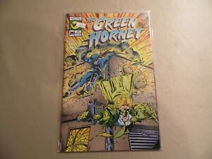 Green Hornet Volune 2 #29 (Now Comics 1994) Free Domestic Shipping
