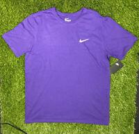 NEW Nike Athletic Purple Nike Tee Workout Shirt Size XL | NWT
