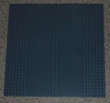 Lego Baseplate Board 32 x 32 Studs Gray Road - 2 Drive Ways 30225c01