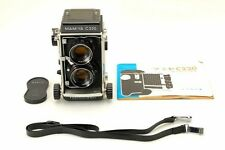 【Near Mint+++】Mamiya C220  Medium Format TLR Film Camera w/ SEKOR 80mm F/3.7