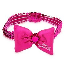 Disney Parks Authentic Pink Bow Tie Pet Dog Princess Collar Cute Gift NWT