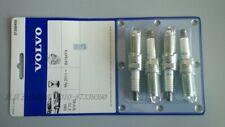 Spark Plug Kit Genuine Volvo V40 V60 V40CC V70 S60  31330450 SET OF 4 B4164T*