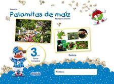 (18).PALOMITAS MAIZ 3 AÑOS 3ºTRIM.*GALICIA* GLOBALIZADO. ENVÍO URGENTE (ESPAÑA)