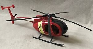 A-TEAM Die Cast HELICOPTER - GALOOB Howling Mad Murdoch Vintage 80s Toy Playset
