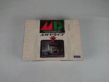 Sega Megadrive 1 import Japon console complete