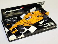 Minichamps 1/43 Scal 530 064373 McLaren Mercedes MP4-21 Interim Livery Raikkonen