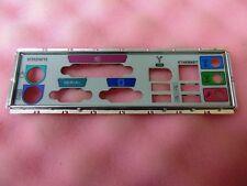 HP Pavilion a1203w Desktop I/O Shield Back Plate( Motherboard K8S-LA 5188-0952)