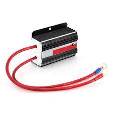 Black Universal Car Volt/Voltage Stabilizer Regulator Engine Ballast Fuel Saver