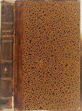 VOYAGES D'ANTÉNOR en GRÈCE en ASIE Notions sur l'Égypte par De LANTIER 1818 T.4