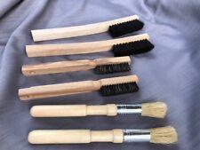 Horse Hair Detail Brushes Kit- Interior & Exterior Detail Brushes- Free Shipping