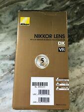 Nikon lens, mint condition in box.AF-S DX NIKKOR 55-300mm f/4.5-5.6G ED VR