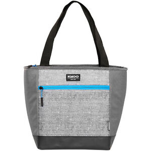 Igloo MaxCold 16-Can Tote Cooler - Gray/Black
